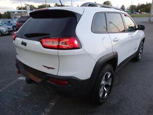 2015 Jeep Cherokee TRAIL HAWK/4X4/ 6 CYLINDRES