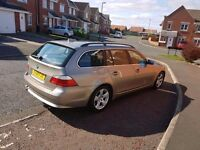 2008 bmw 520d touring estate very high spec great car lots of space