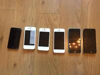 iPhone and IPod job lot (faulty)