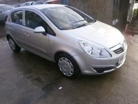 2007 VAUXHALL CORSA 1. 3 CDTI CLUB 5DOOR, SERVICE HISTORY, CLEAN CAR, DRIVES VERY NICE, HPI CLEAR