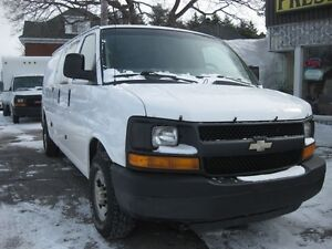 2008 Chevrolet Express 2500 Extended