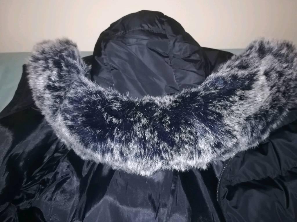Moncler padded jacket black   in Ealing, London   Gumtree