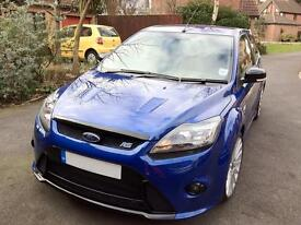 Ford Focus RS Mk2, Lux2