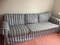 3/4 Erktop Ikea Sofa