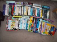 Book bundle for Book stall/car boot selling 110+ books. Collection from NG16