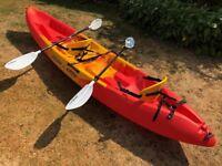 Ocean Kayak Malibu 2 sit on top 2 seater