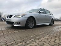 2005│BMW 5 Series 2.5 525d Sport Touring 5dr│ELECTRIC SEATS│CRUISE CONTROL│HPI CLEAR│LEATHER SEATS