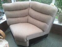 Lazyboy Hampshire sofa corner piece