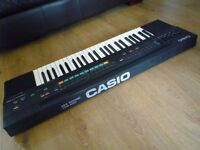Casio CT 460 Tonebank Piano Keyboard with Mains Adaptor