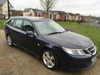 Saab 9-3 1.9 TiD Turbo Edition SportWagon 5dr Diesel Estate 2 Owners From New
