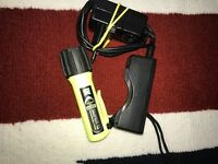 Super Q eLED Rechargeable torch