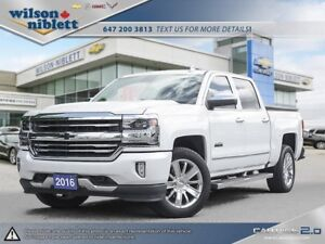2016 Chevrolet Silverado 1500 High Country LEASE RETURN, 1 OWNER