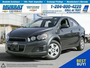 2016 Chevrolet Sonic LT Auto *OnStar, Rear View Camera, Remote S