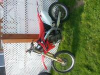 CRF 450 R FOR Sale! WITH PAPERS