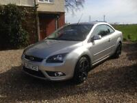 Ford Focus cc3 convertible 2007