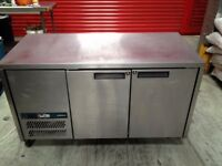 Williams HJC2SA Refrigerated 2 Door Counter. London NW10. Good Conditions.