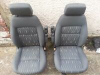 Swivel seats for Camper motorhome van conversion day van