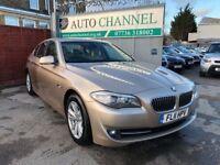BMW 5 Series 2.0 520d SE 4dr£10,445 p/x welcome FREE WARRANTY. NEW MOT