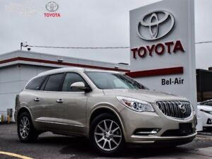 2014 Buick Enclave Leather / All Wheel Drive / 7 Passenger