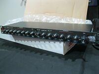 DBX 166XL Twin Channel Audio Compressor / Gate