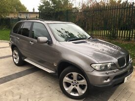 BMW X5 3.0 d AUTO M SPORT FULLY LOADED 1 OWNER BMW SERVICE PX WELCOME
