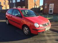 2002 Volkswagen polo 1.2 hatchback