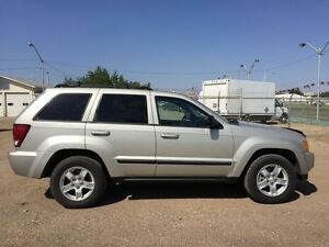 2007 Jeep Grand Cherokee 4WD 4dr Laredo LEATHER
