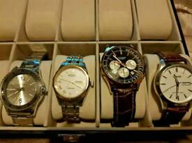 Joblot mens watches