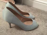 Bridesmaid shoes and bag