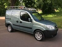 2007 FIAT DOBLO 1.3 JTD *ONE YEARS MOT* *PART EXCHANGE AVAILABLE*