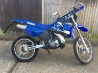 Yamaha DT125 R 1989