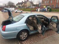 Rover 75 2.0 V6 Connoisseur SE 4dr