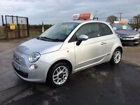 2009 Fiat 500 1.2 Sport 3 Door **Full Service History** *Warranty* (mini,polo,clio,beetle)