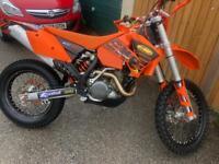 2006 KTM 400 Exc