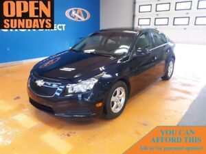 2014 Chevrolet Cruze 2LT LEATHER! SUNROOF!