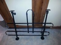 Dog Guard Universal fit. Adjustable up, down, left & right. metal construction