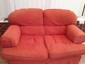 2 Seater sofa. FREE