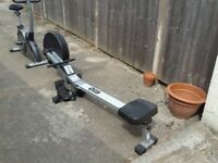 For sale, Running Machine, Rowing Machine & Exercise Bike
