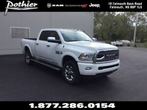 2017 Ram 3500 Laramie Longhorn | DIESEL | LEATHER | SUNROOF |
