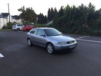 Audi A3 5 door 2003 in very good condition,drives well px welcome