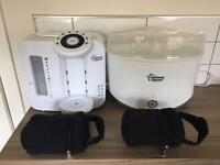 Tommee Tippee Prep Machine and Steriliser