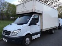 2006 MERCEDES SPRINTER 311 CDI LWB LUTON. BRILLIANT DRIVE.1 OWNER. FULL SERVICE.BRAND NEW MOT.