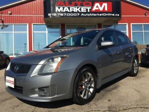 2009 Nissan Sentra SE-R, Alloys, WE APPROVE ALL CREDIT