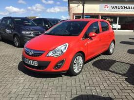 Vauxhall Corsa 1.2 Energy 5dr [AC] (flame red) 2013