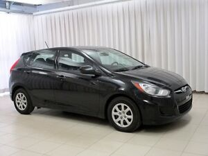 2013 Hyundai Accent GL SEDAN - FRESH TRADE AND DEALER MAINTAINED