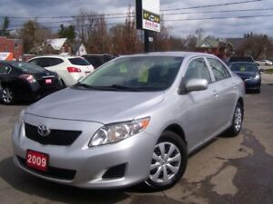 2009 Toyota Corolla CE,One Owner,No accident