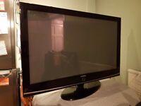 "Samsung 55"" Plasma HD Tv"