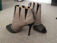 saldals/shoes/heels-brand new(Bridal Shoes)-from smoke free home