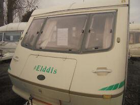 Elddis Hurricane XL