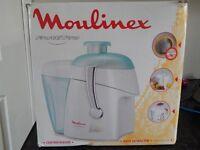 Moulinex Frutti Pro Juice Extractor